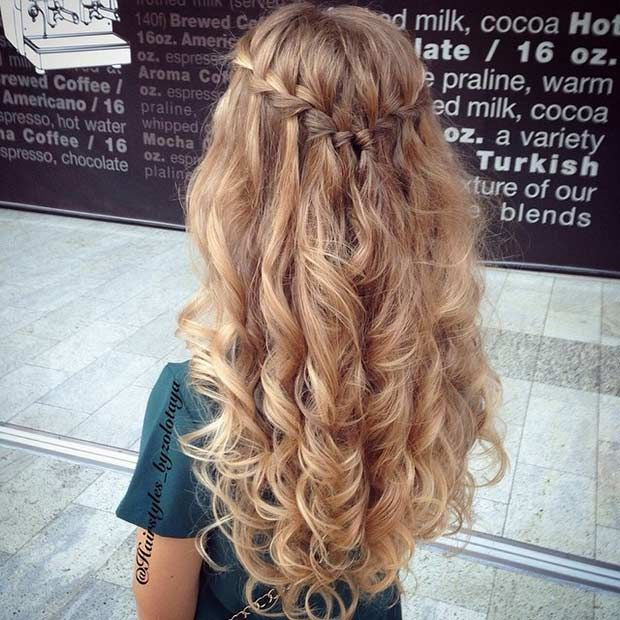 Prom Hairstyles 2019 Tumblr