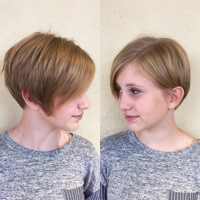 25 Simple Easy Pixie Haircuts for Round Faces - Short Hairstyles ...