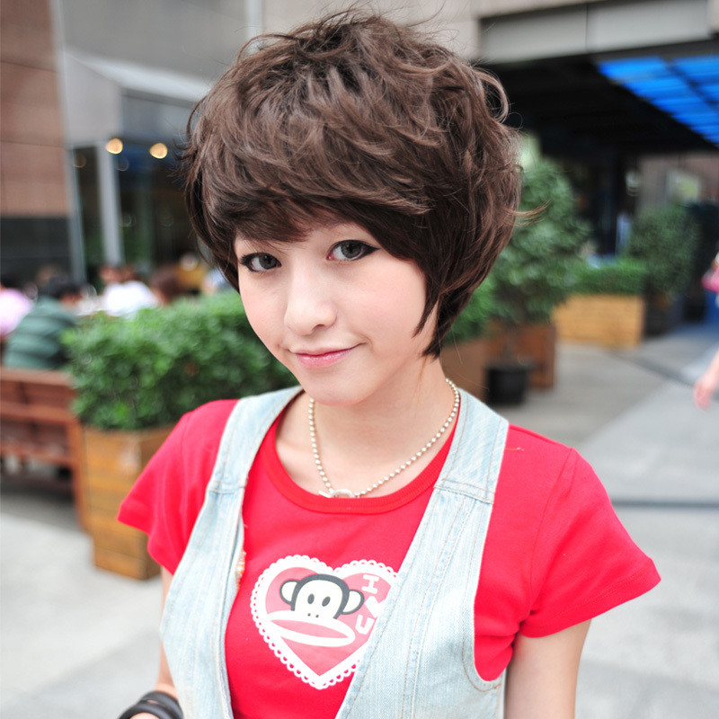 21 Cute Short Haircuts - Most Popular Short Asian Hairstyles for Women