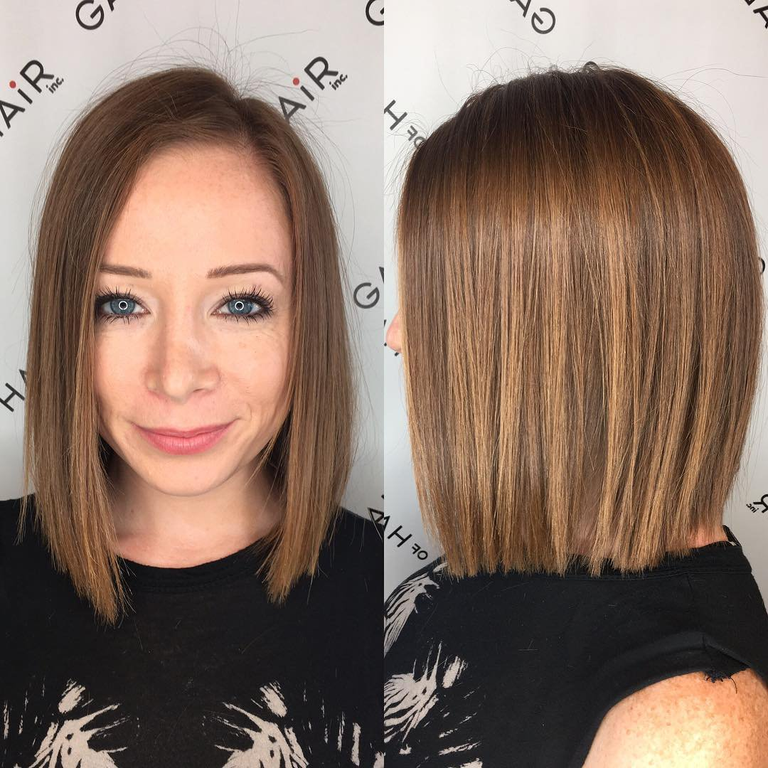 how to style hair bob blunt cut bob hairstyle hairstyles 4404