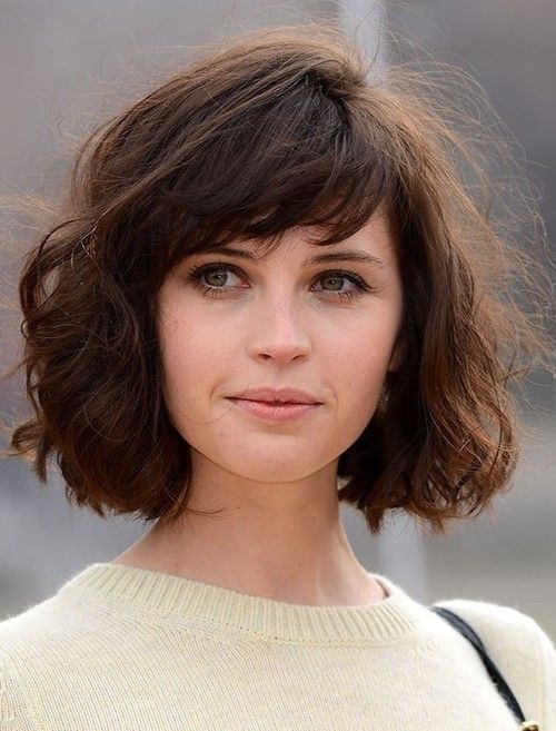 22 Chic Bob Hairstyles with Bangs We Love