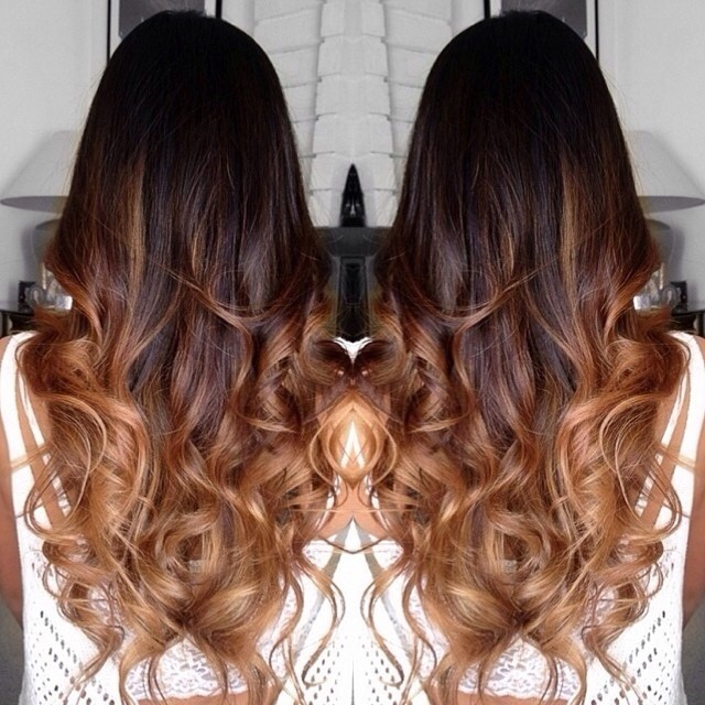 40 Fabulous Ombre Balayage Hair Styles 2019 Hottest Hair Color