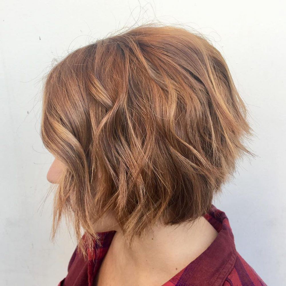 40 Choppy Bob Hairstyles 2019 Best Bob Haircuts For Short Medium