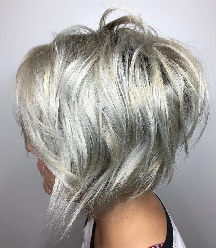 40 Choppy Bob Hairstyles 2019 Best Bob Haircuts For Short Medium