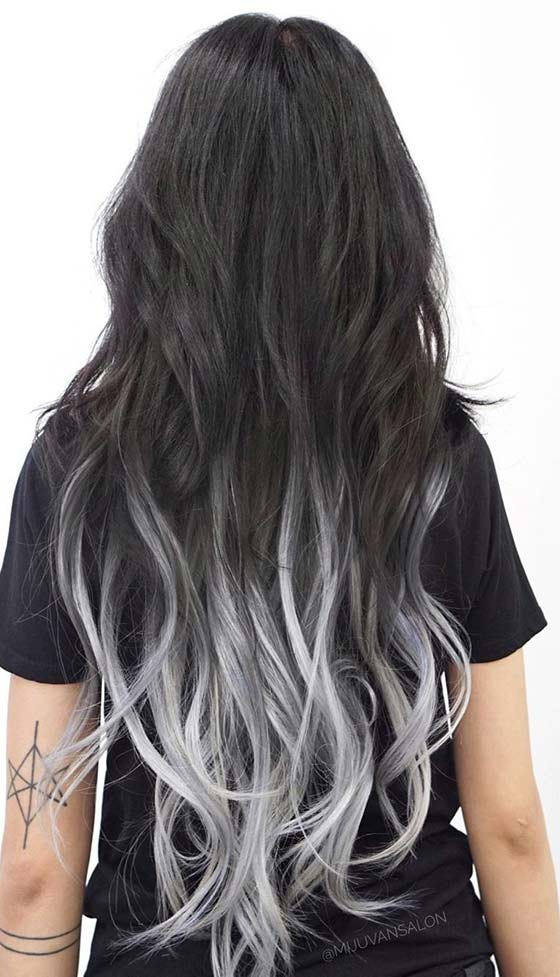 hair ombre styles 50 ombre hairstyles for ombre hair color ideas 9045