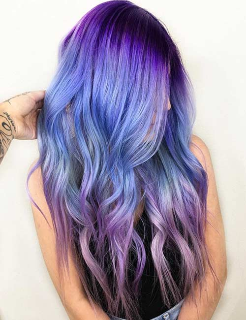 50 Ombre Hairstyles for Women – Ombre Hair Color Ideas 2019