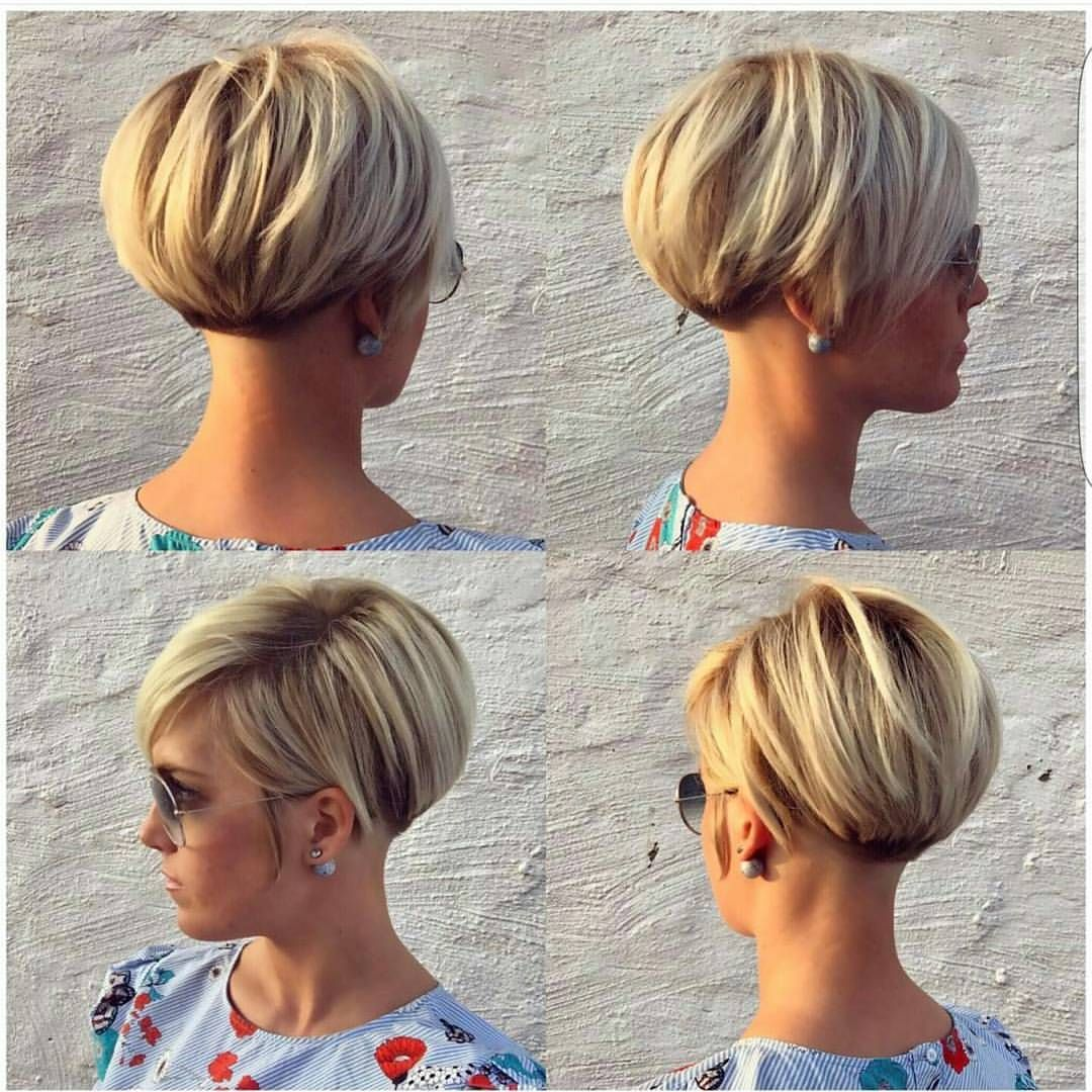 40 Most Flattering Bob Hairstyles for Round Faces 2019 - Hairstyles ...