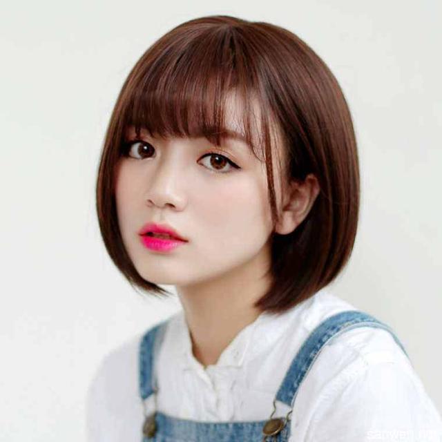 30 Cute Short Haircuts for Asian Girls 2019 – Chic Short ...