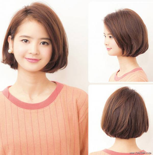 30 Cute Short Haircuts for Asian Girls 2021 - Chic Short Asian Hairstyles for Women - Hairstyles ...