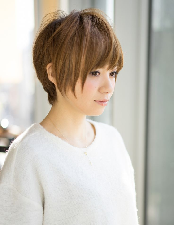 Styling short asian hair opinion you