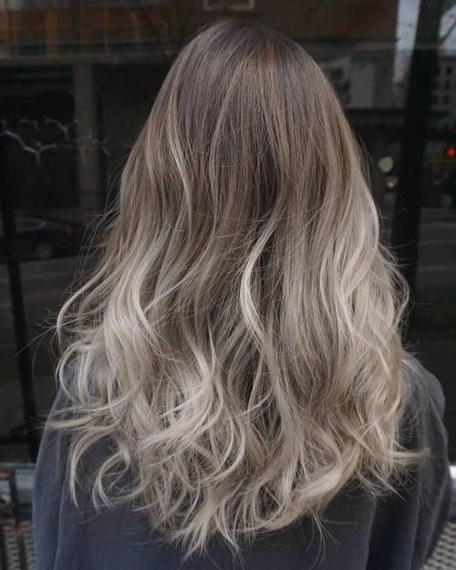 40 Wonderful Ways to Rock Blonde and Sliver Hair