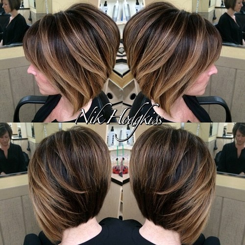 Balayage Short Hair Ideas