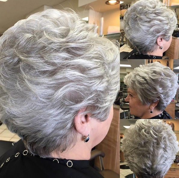 What\u0027s Hot 20 Hottest Stacked Haircuts for Short Hair 2020