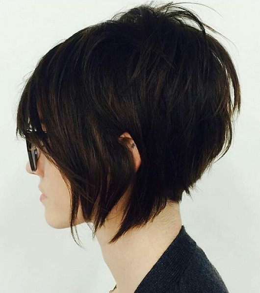Stacked Haircut Ideas