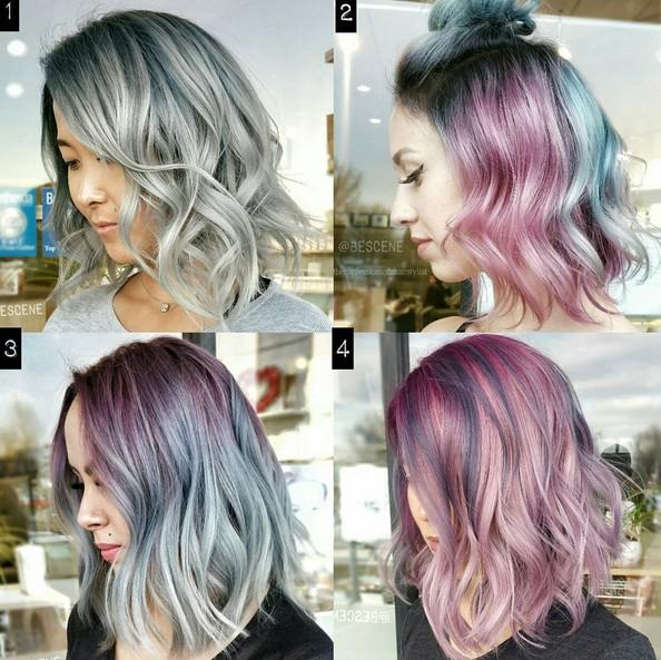 Trendy Hair Color Ideas