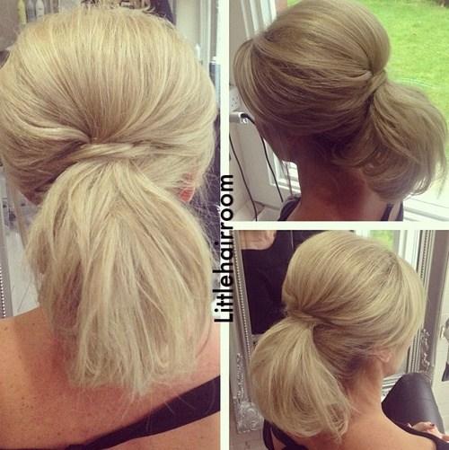 20 Everyday Ponytail Hairstyles Simple Easy Ponytails 2021 Hairstyles Weekly