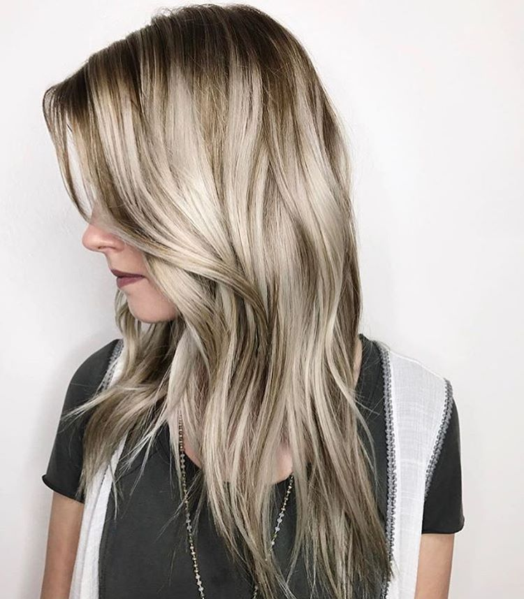 Long Layered Hairstyles 2019: 10 Best Medium Length Layered Hairstyles 2019
