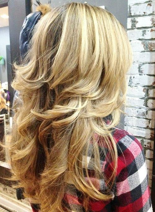 20 Best Feminine Long Shaggy Hairstyles