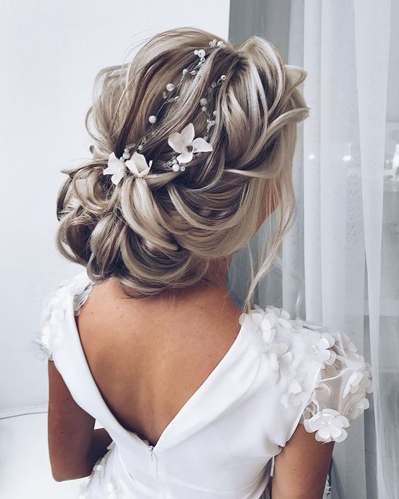 Medium Wedding Hairstyles That Can Make You Look Fabulous!