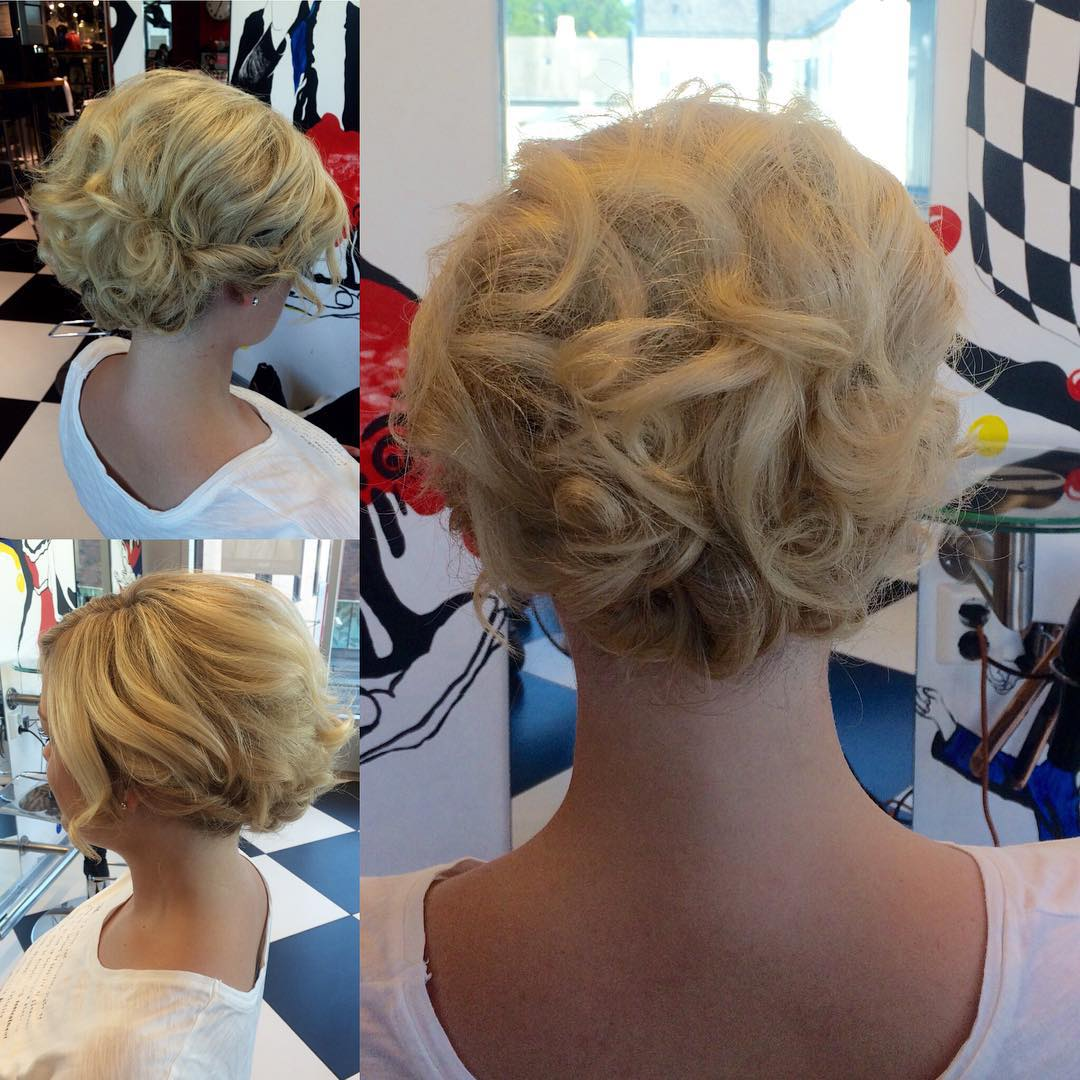 10 Hottest Prom Hairstyles for Short Hair