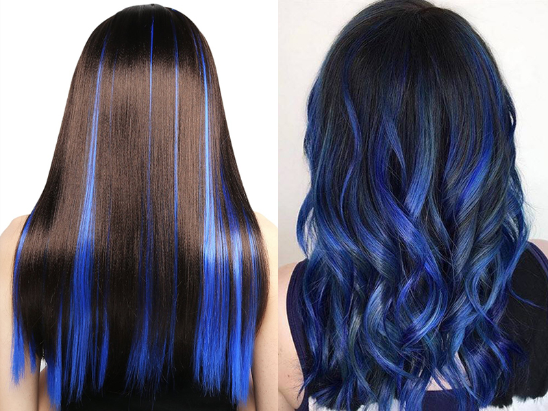 Isn't It Time You Tried Temporary Hair Color!
