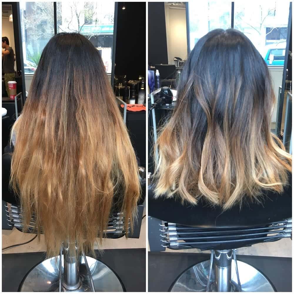 10 Heavenly Hair Ideas - Long Balayage Hairstyles